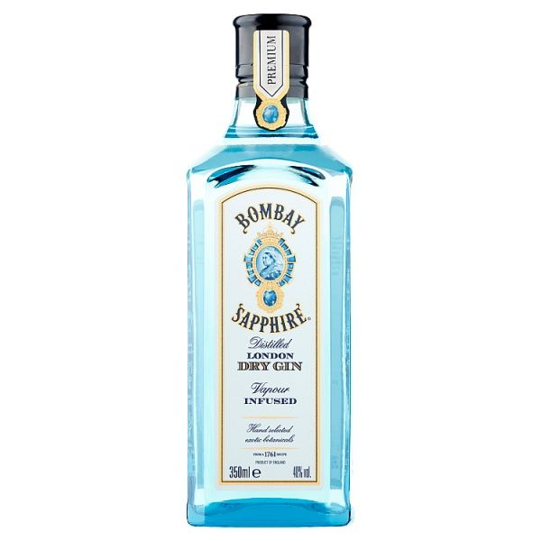 Bombay Sapphire Distilled London Dry Gin 35cl