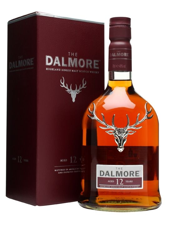 Dalmore 12 Year Old 70cl