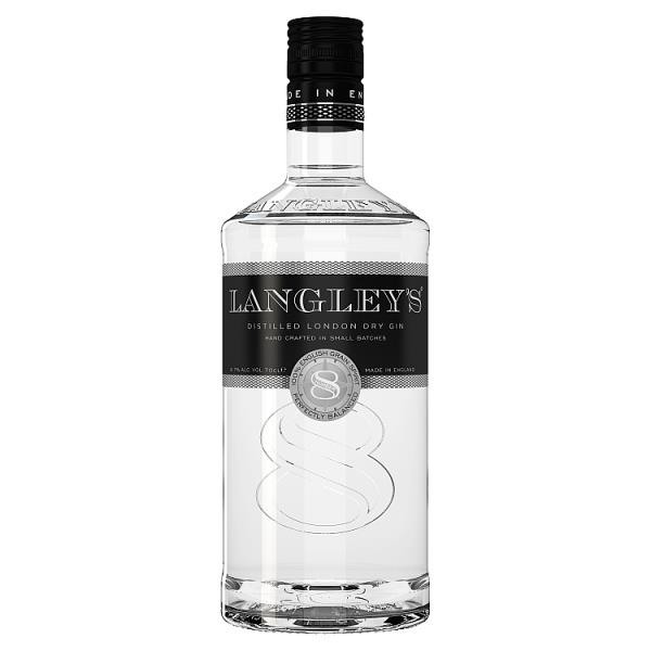 Langley's Distilled London Dry Gin 70cl
