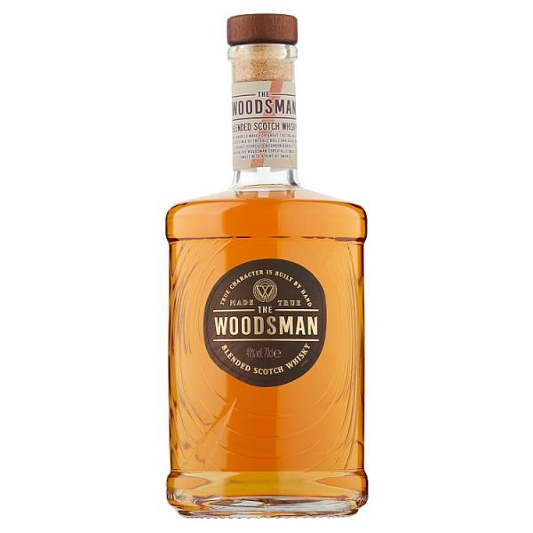 The Woodsman Blended Scotch Whisky 70cl